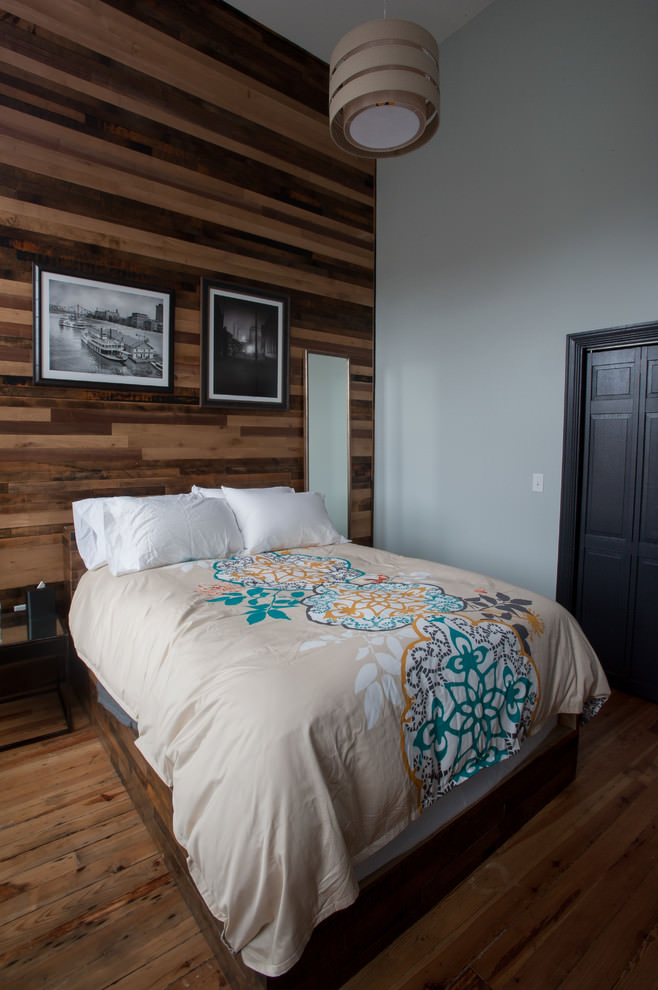 21 Wooden Wall Designs Decor Ideas Design Trends