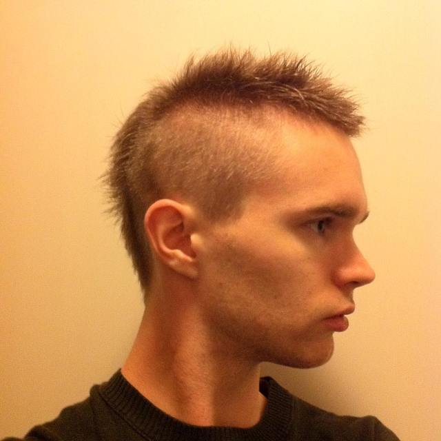 22+ men's mohawk hairstyles ideass, designs | design trends