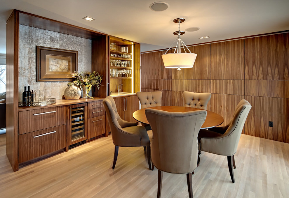 25+ Dining Room Cabinet Designs, Decorating Ideas