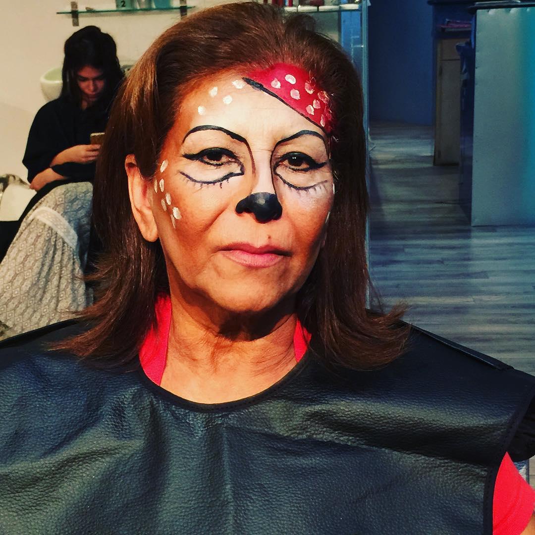 Pirate Eye Makeup For Women
