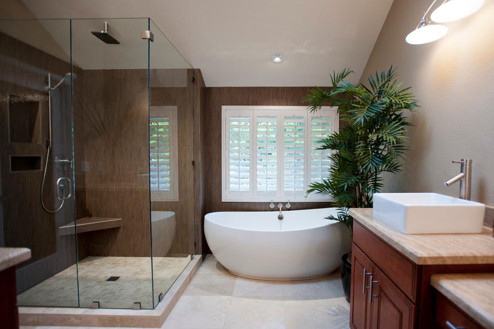 22+ Nature Bathroom Designs, Decorating Ideas
