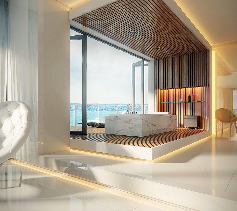 24 Bathroom Designs Design Trends Premium PSD Vector