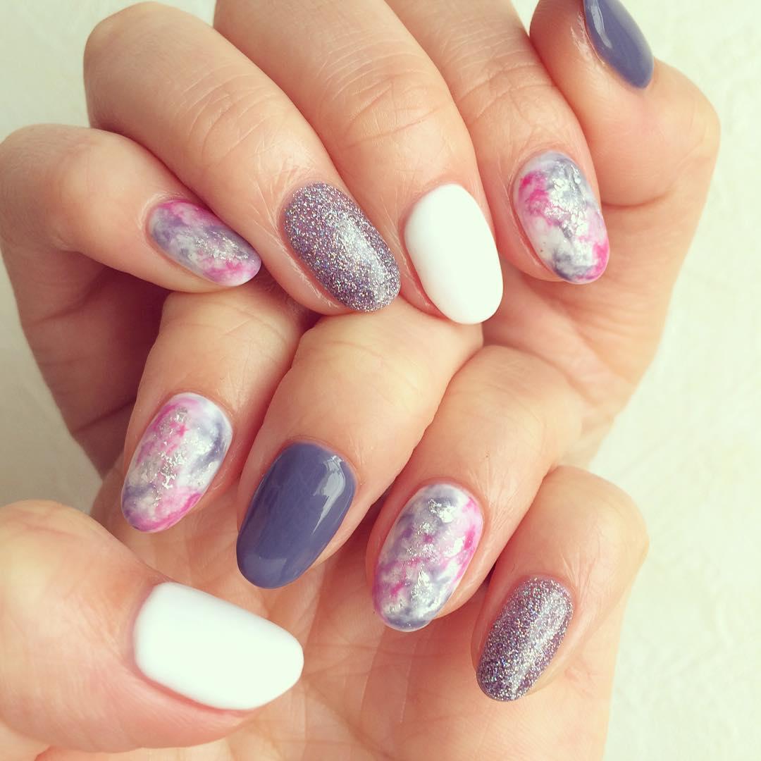 Diffe Spring Nail Designs