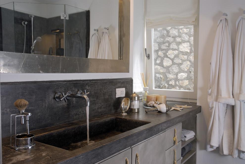 24+ Mediterranean Bathroom Ideas
