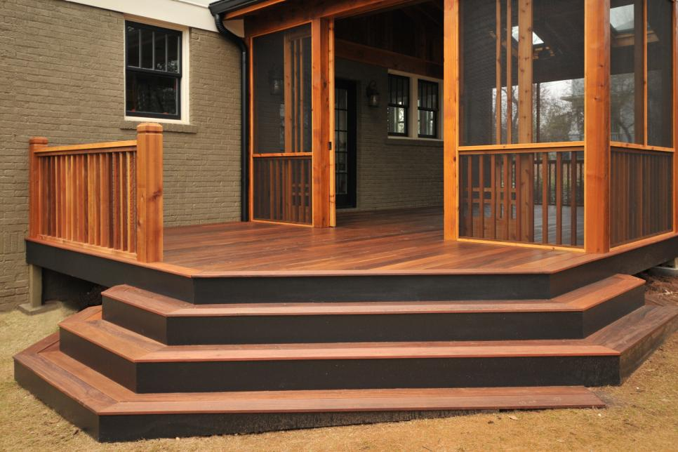 Outdoor Deck Railing Systems