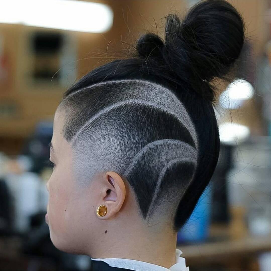 22 Female Taper Haircut Ideas Designs Hairstyles