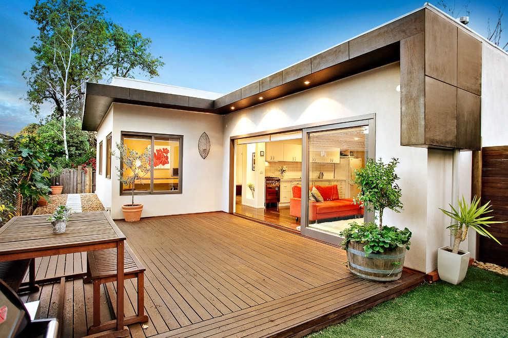 Deck Extension Designs