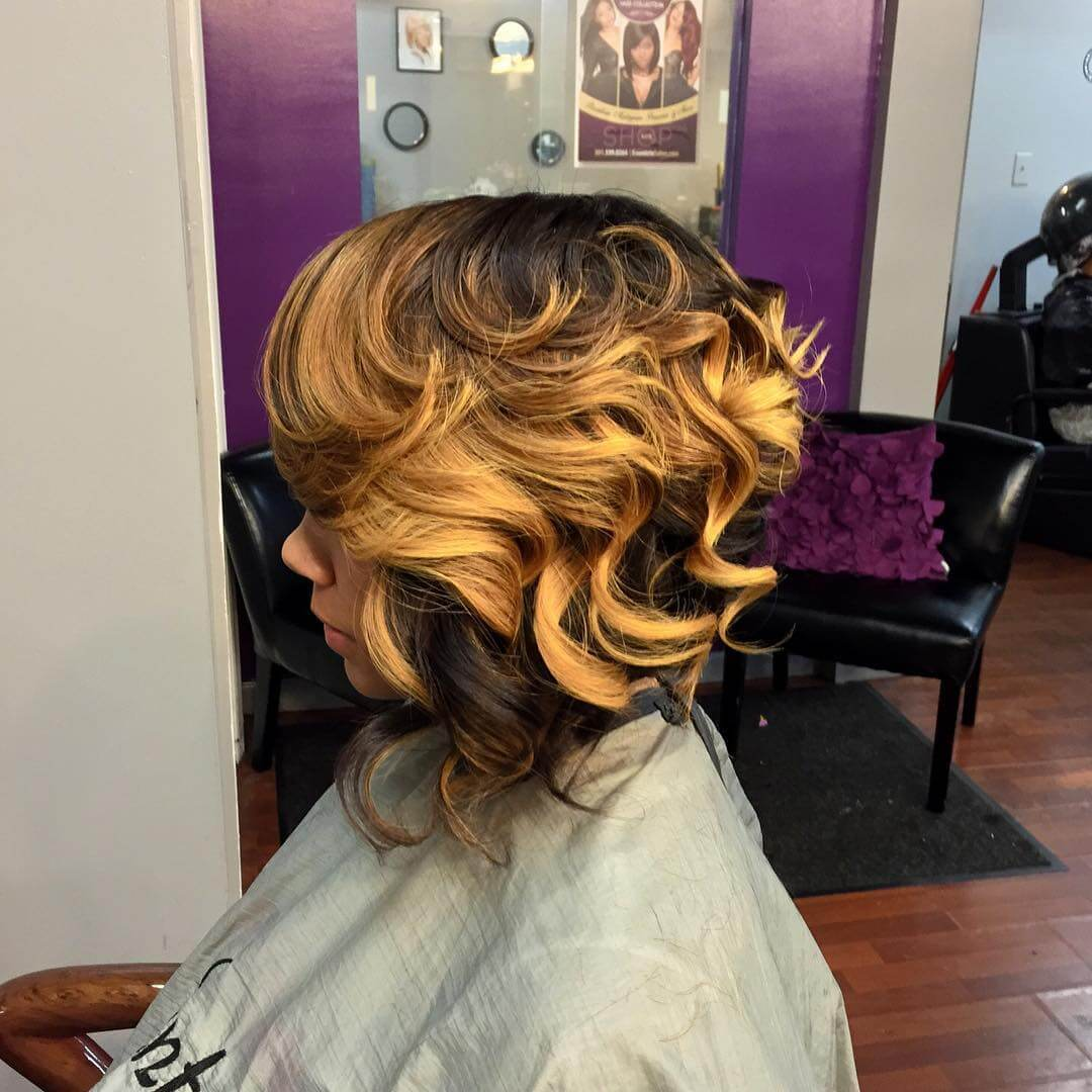 23 Sew In Hairstyle Designs Ideas Design Trends