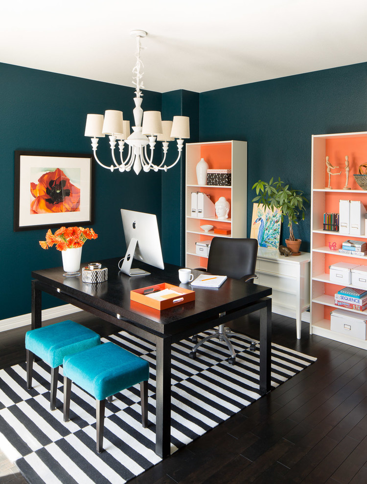 20 Small Office Designs Decorating Ideas Design Trends