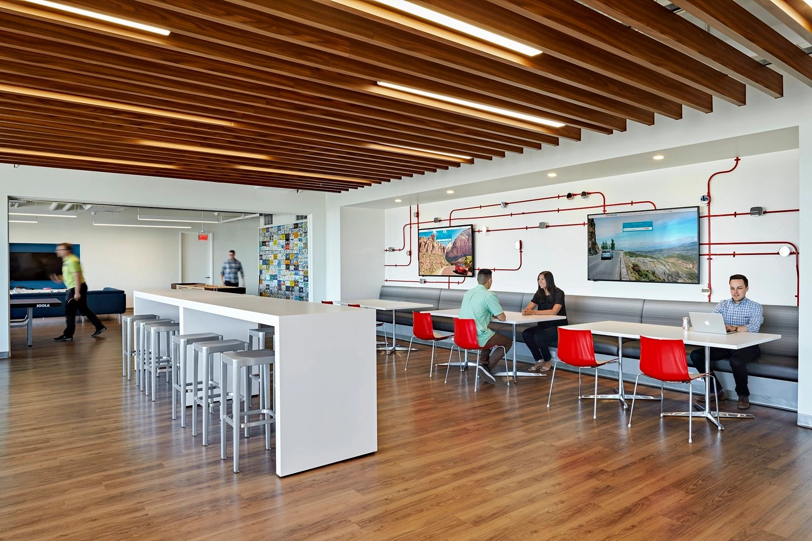 21+ Office Ceiling Designs, Decorating Ideas