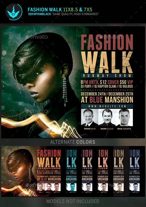 22 Awesome Fashion Flyer PSD Designs Design Trends Premium PSD Vector Downloads