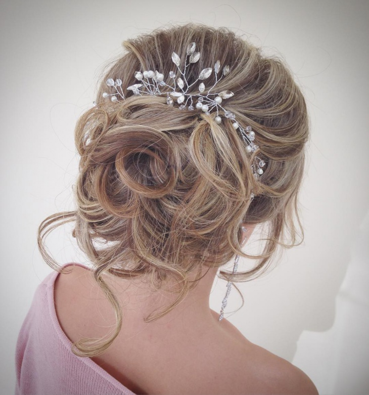 20 Wedding Updo Haircut Ideas Designs Hairstyles