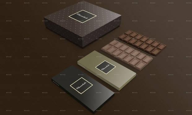 Download 18+ Chocolate Packaging Mockups - PSD Download | Design ...