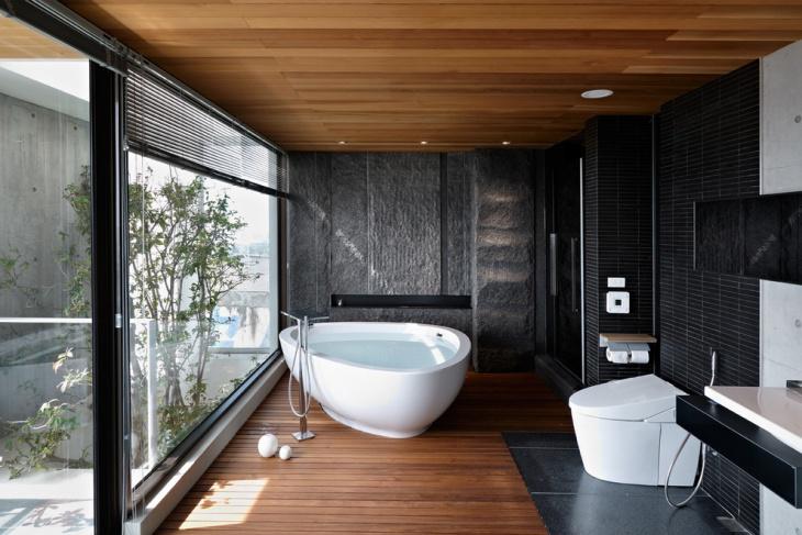 21+ Zen Bathroom Designs, Decorating Ideas