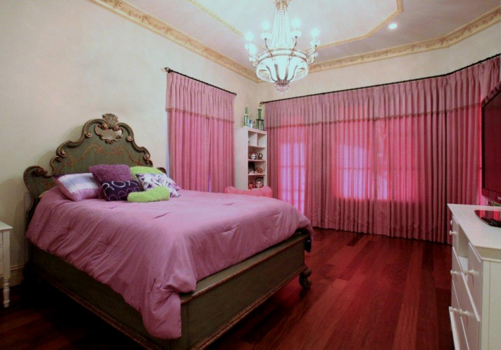 20 Gothic Bedroom Designs Decorating Ideas Design