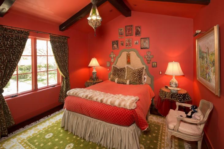 21 Moroccan Bedroom Designs Decorating Ideas Design