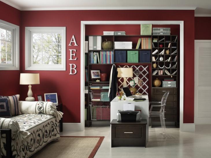 21 Home Storage Office Designs Decorating Ideas Design