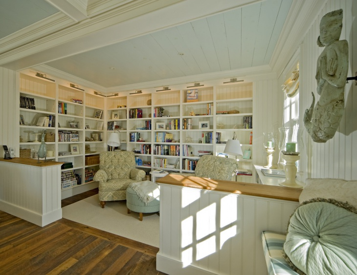 21+ Living Room Bookshelf Designs, Decorating Ideas