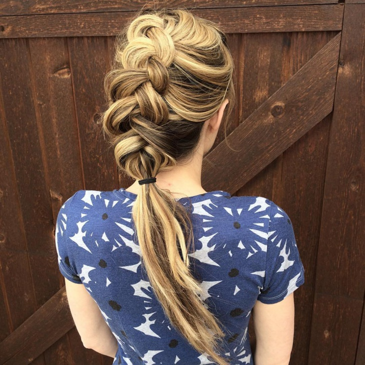 20 Dutch Braid Haircut Ideas Designs Hairstyles