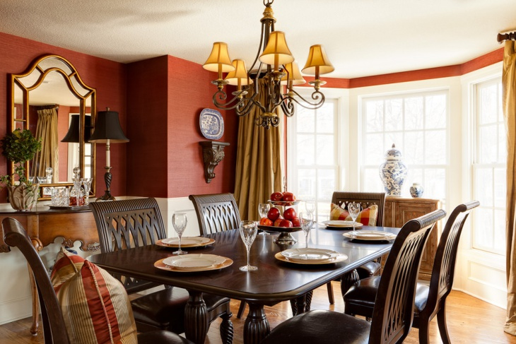 20+ Classic Dining Room Tables Designs, Ideas