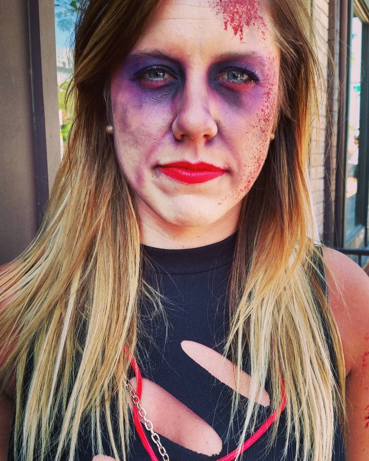20 Zombie Makeup Designs Trends Ideas Design Trends
