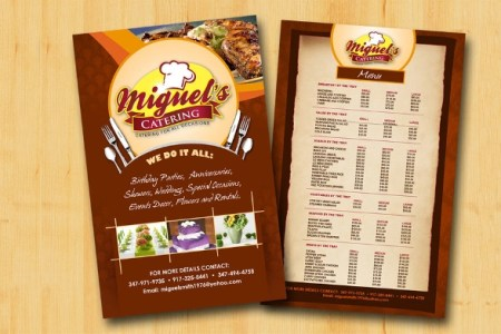 16  Catering Flyer Designs   Printable PSD  AI  Vector EPS Format     img