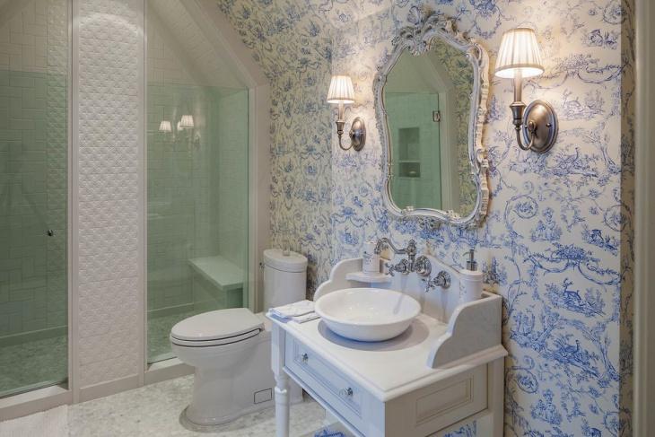 20+ French Country Bathroom Designs, Ideas