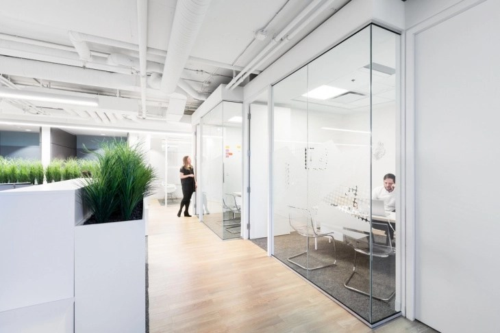 20 Glass Office Partition Designs Ideas Design Trends