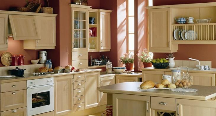 17+ Vintage Kitchen Cabinet Designs, Ideas