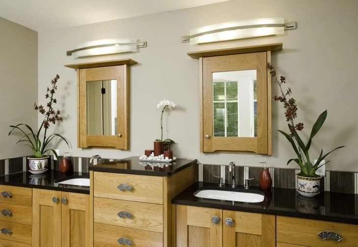 20+ Bathroom Vanity Lighting Designs, Ideas