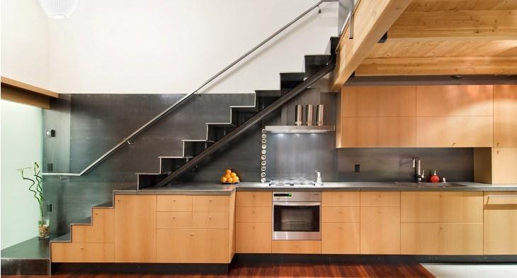 19 Space Saving Staircase Designs Ideas Design Trends | Space Saver Staircase Plans | Stair Case | Storage | Spiral Staircases | Landing | Staircase Ideas