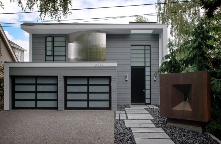 18+ Exterior Wall Designs, Ideas