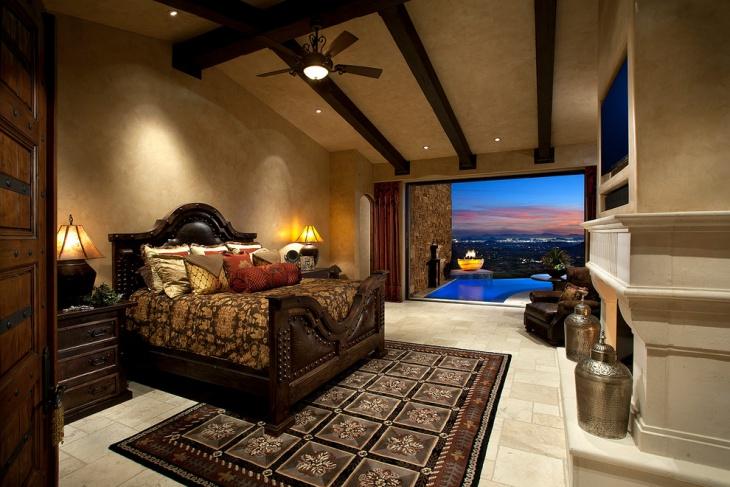 18 Tuscan Bedroom Designs Ideas Design Trends