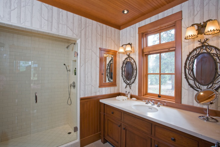 18 Beadboard Bathroom Designs Ideas Design Trends