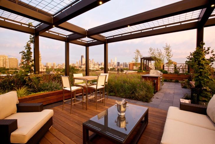 17 Rooftop Terrace Designs Ideas Design Trends