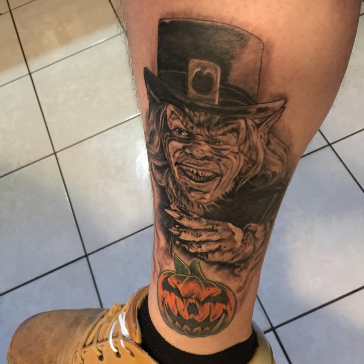 21 Leprechaun Tattoo Designs Ideas Design Trends