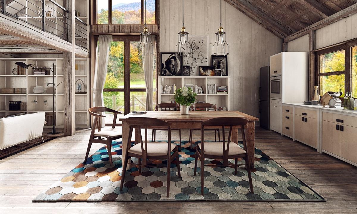 18 Tropical Dining Room Designs Ideas Design Trends