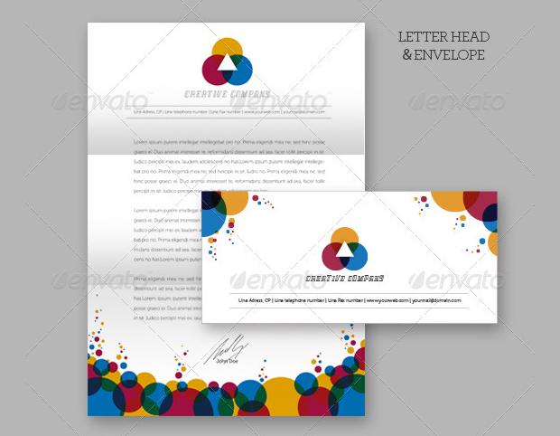 40 Envelope Templates Word PSD EPS Download Design