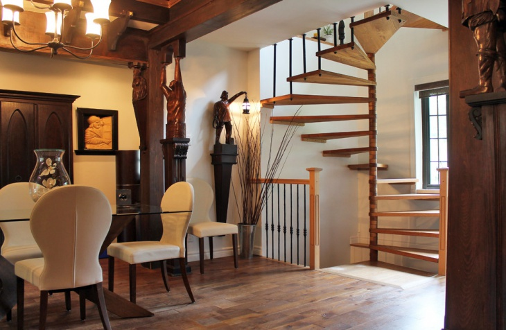 19 Space Saving Staircase Designs Ideas Design Trends