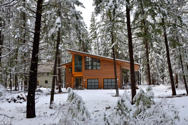 modern home shed roof design brightchatco