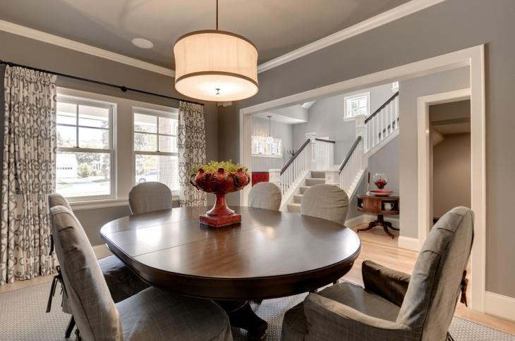 17 Geometric Dining Room Designs Ideas Design Trends
