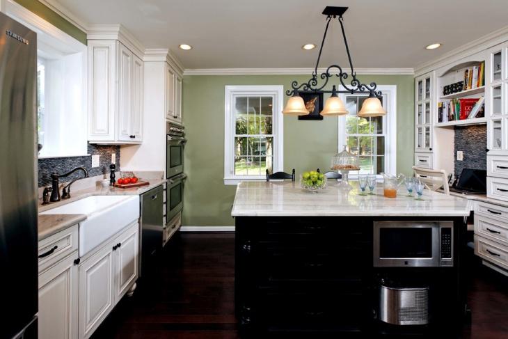 Wooden Kitchen Designs Pictures