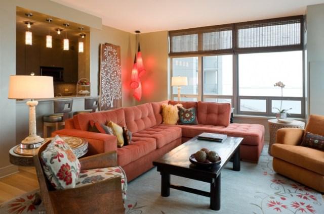 17+ Ethnic Living Room Designs, Ideas | Design Trends ...