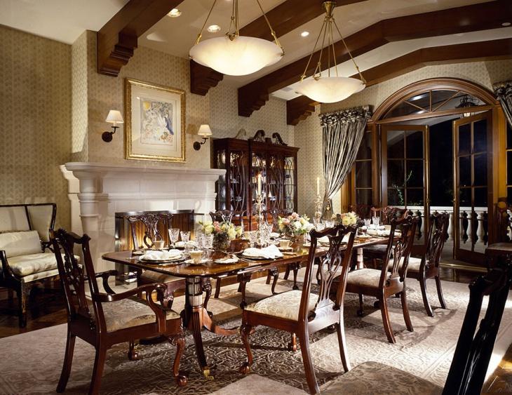 18 Gothic Dining Room Designs Ideas Design Trends Premium PSD Vector Downloads