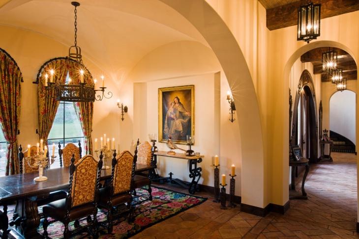 18 Gothic Dining Room Designs Ideas Design Trends