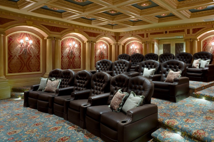 40 Home Theater Designs Ideas Design Trends Premium