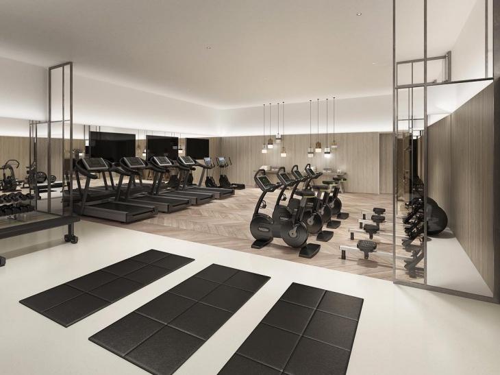 41 Gym Designs Ideas Design Trends Premium PSD