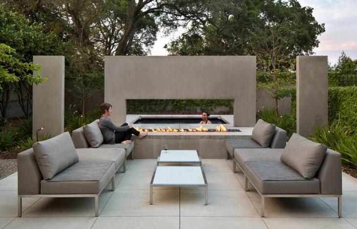 furniture modern outdoor patio furniture