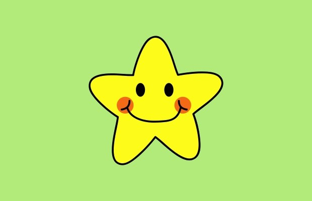 20 Star Cliparts Vector EPS JPG PNG Design Trends