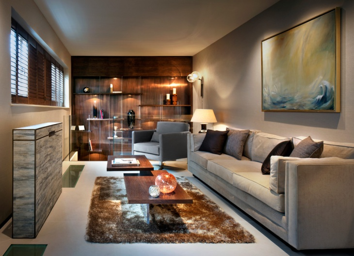 21+ Rectangular Living Room Designs, Ideas